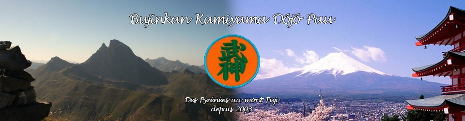 Bujinkan Kamiyama Dôjô Pau